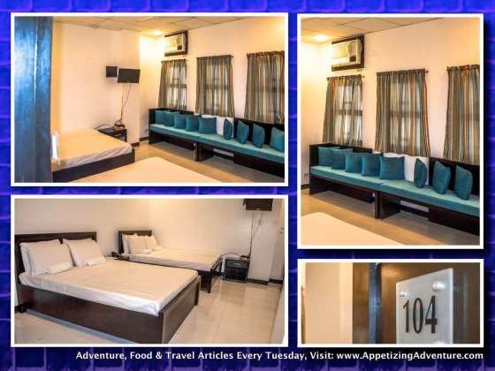 SeaCoast Inn Baler Room 104