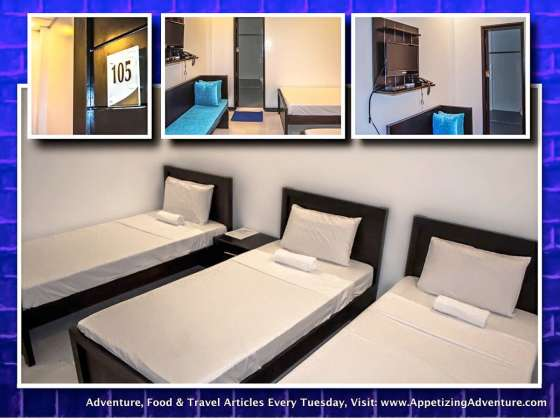 SeaCoast Inn Baler Room 105