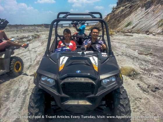 ATV / UTV Adventure Ride at Sandbox