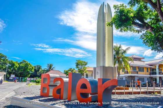 Baler 400 Years Monument and Baler Sign -028