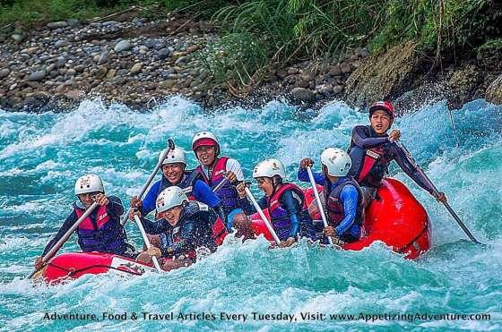 CDO White Water Rafting -002