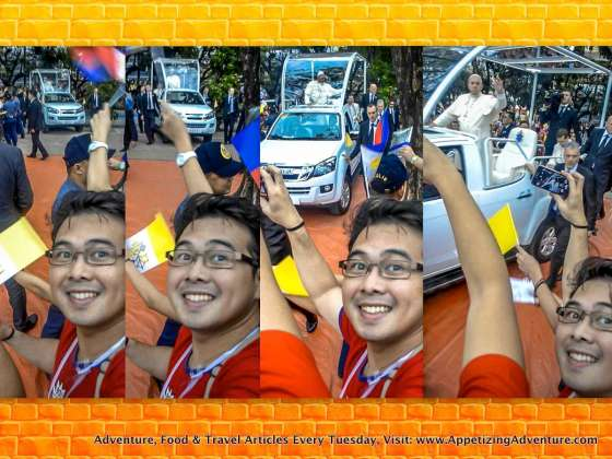 Papal Visit in UST January 18 2015 -98