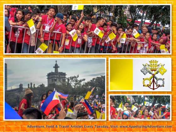 Papal Visit in UST January 18 2015 -99