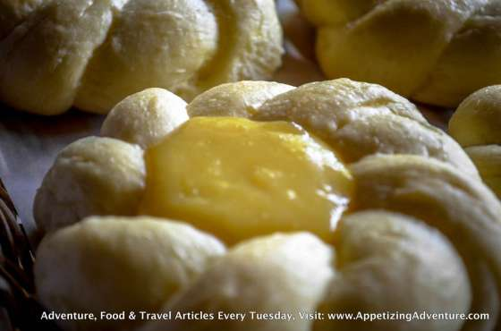 Yema Bread