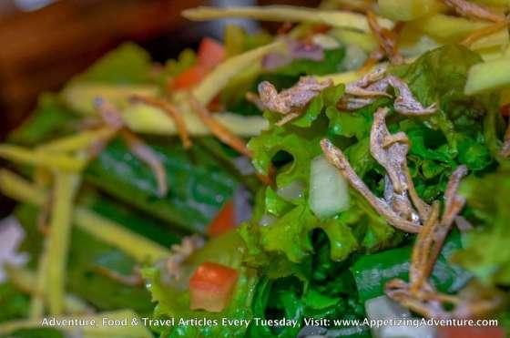 Mango Dilis Salad Php160