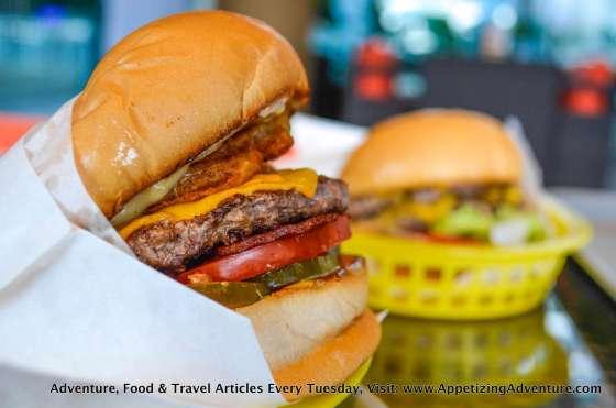 Smokehouse Burger Php255