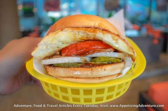 Chipotle BBQ Chicken Sandwich Php215