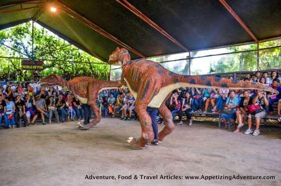 Clark Dinosaurs Island -072