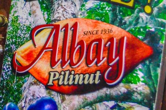 Albay Pili Nut Candy -009
