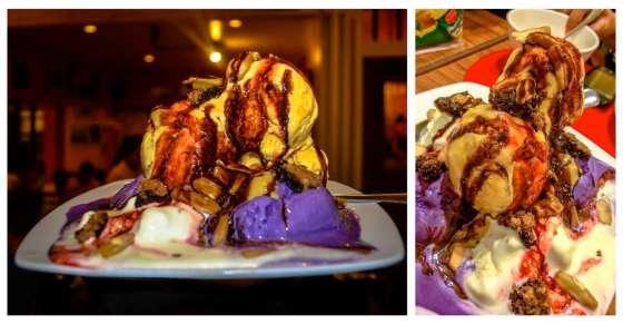 Red Hot Lava Ice Cream Php250