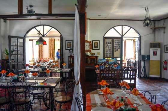 Herencia Restaurant Paoay Ilocos Norte -011