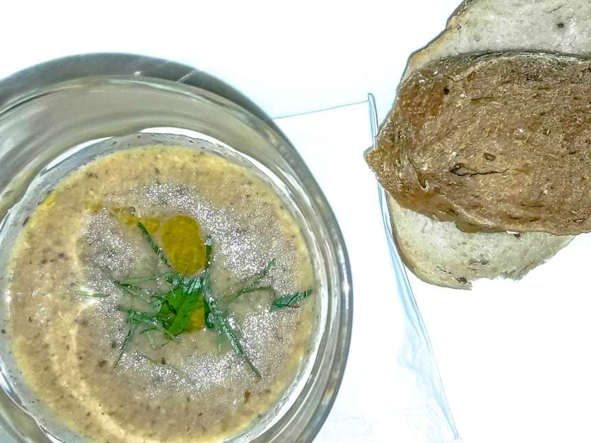 Wild Mushroom Soup Php150