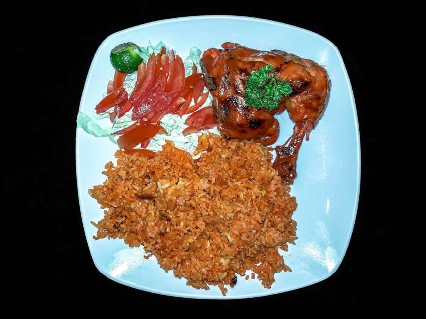 Persia Grill Chicken Barbecue Php219