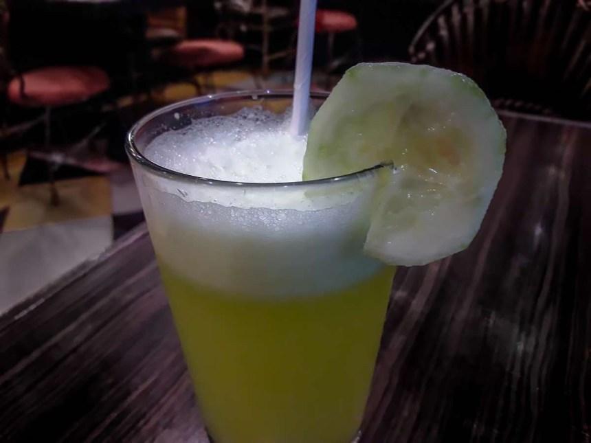 Cucumber Lemon Cooler Php130