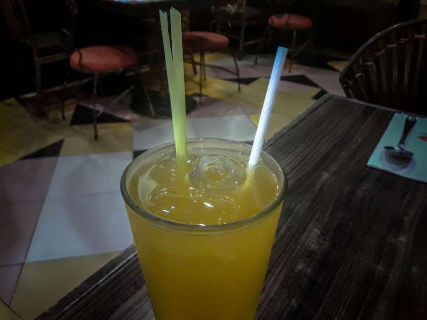 Lemon Grass Iced Tea Php130