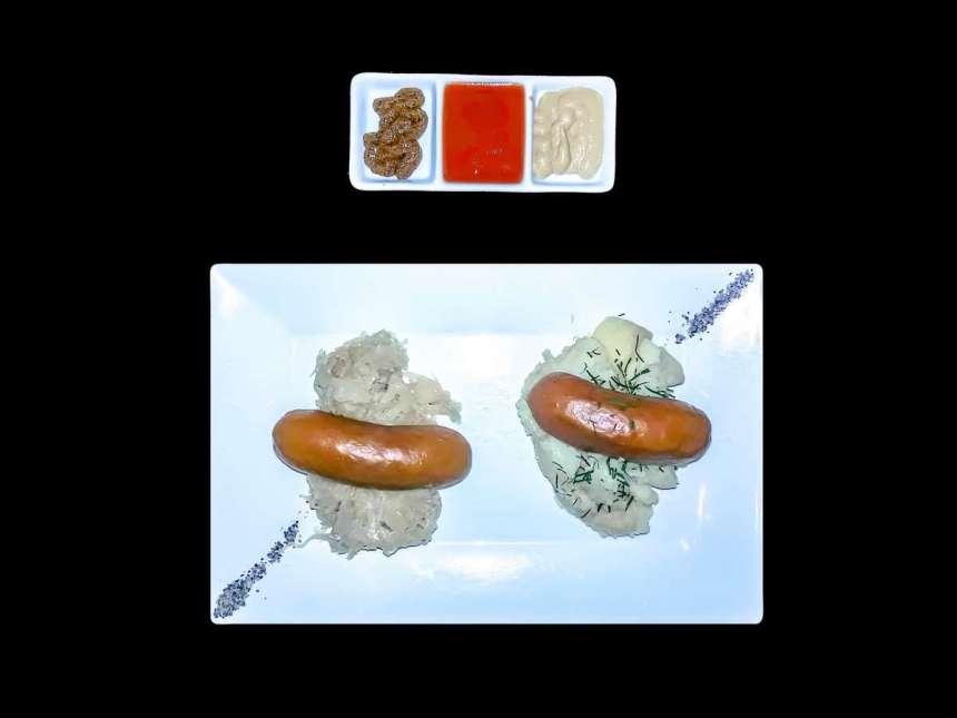 Smoked Pork Sausages Php430