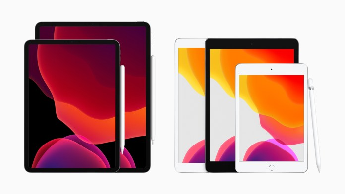 Keynote: Apple introduces iPad to the seventh generation