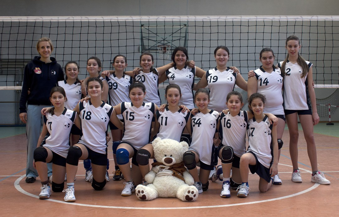 UNDER 12 < A.S. 2013 - 2014 >