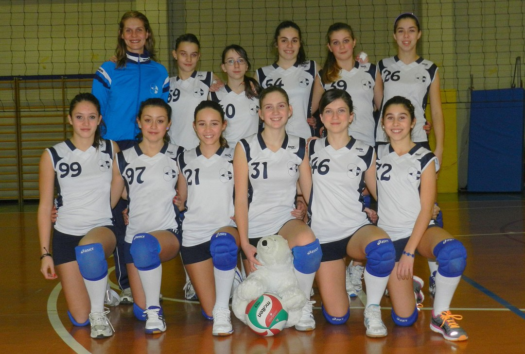 UNDER 14 < A.S. 2013 - 2014 >