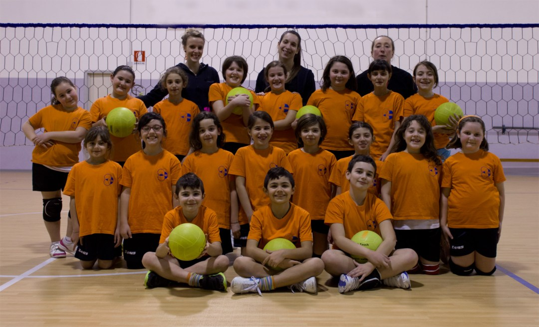 MINIVOLLEY BULGAROGRASSO < A.S. 2014 - 2015 >