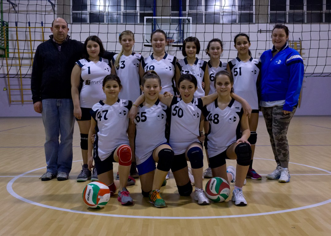 UNDER 12 < A.S. 2014 - 2015 >