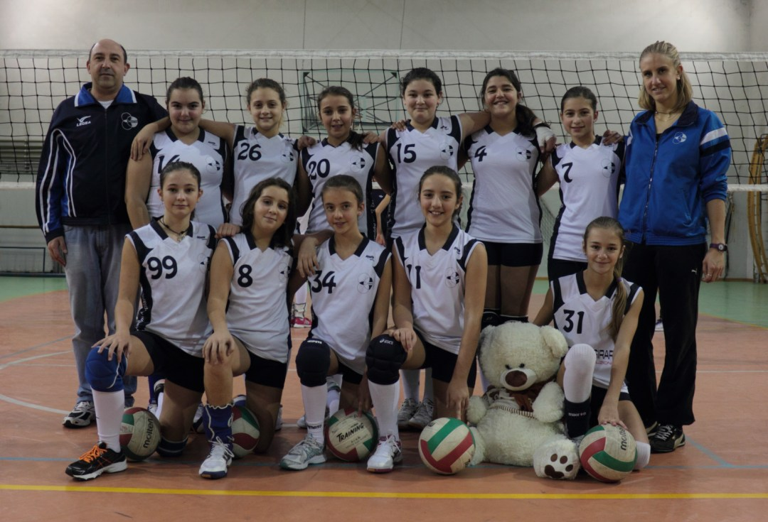 UNDER 13 < A.S. 2014 - 2015 >