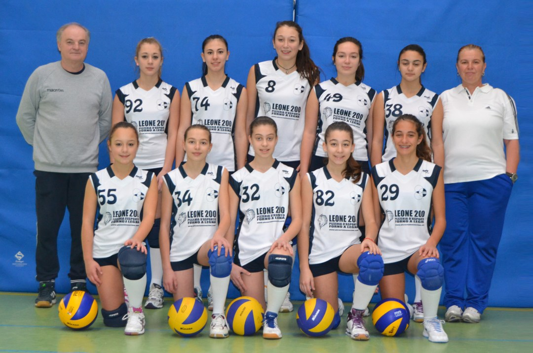UNDER 14 < A.S. 2014 - 2015 >