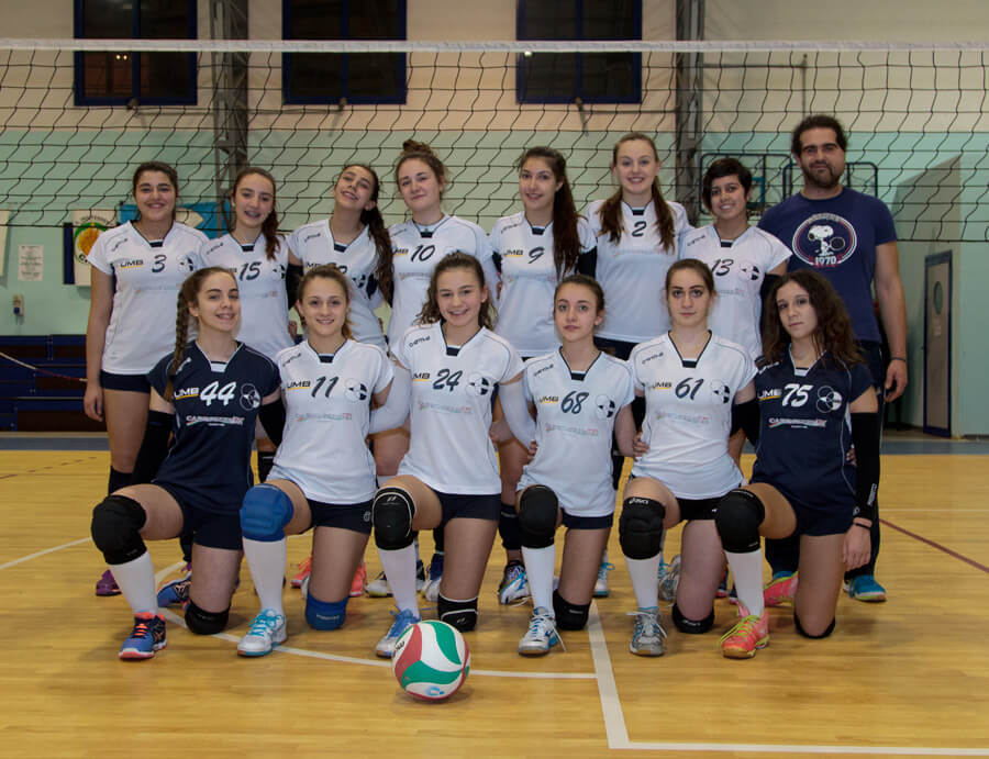 Under 16 < A.S. 2016 - 2017 >