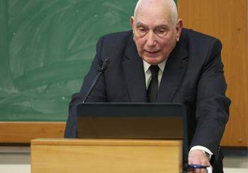 (Ελληνικά) Εκδήλωση προς τιμήν του Ομότιμου Καθηγητή κ.  Ν. Κατσιλάμπρου