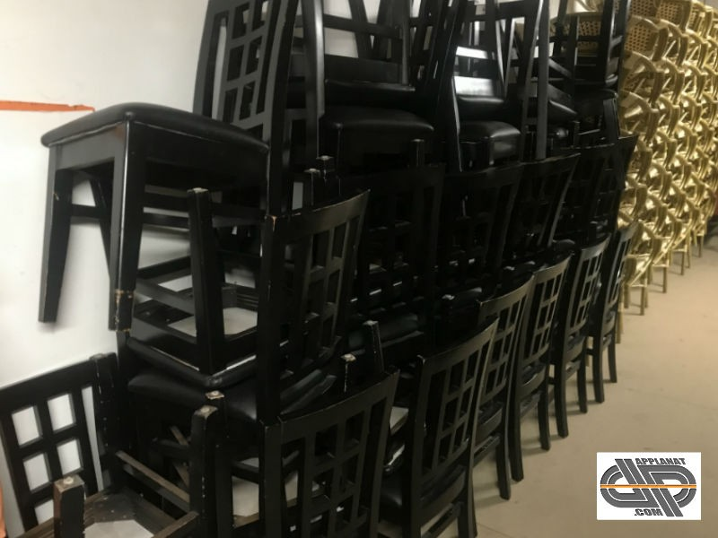 liquidation mobilier de restaurant