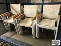 materiel chaises d exterieur occasion