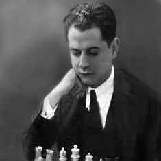 World Chess Champion early in the 20th century: Jose R. Capablanca