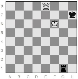 black has moved Rg1 but it loses