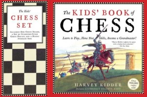 cover of chess book for children