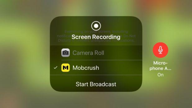 بث مُباشر لألعاب هاتف iPhone على منصة Twitch