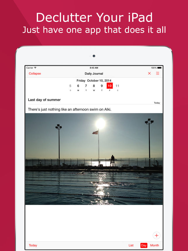 2 أفضل التطبيقات لتسجيل لحظاتك وذكرياتك - أفضل 4 تطبيقات لتدوين ذكرياتك والأحداث اليوميّة على iOS