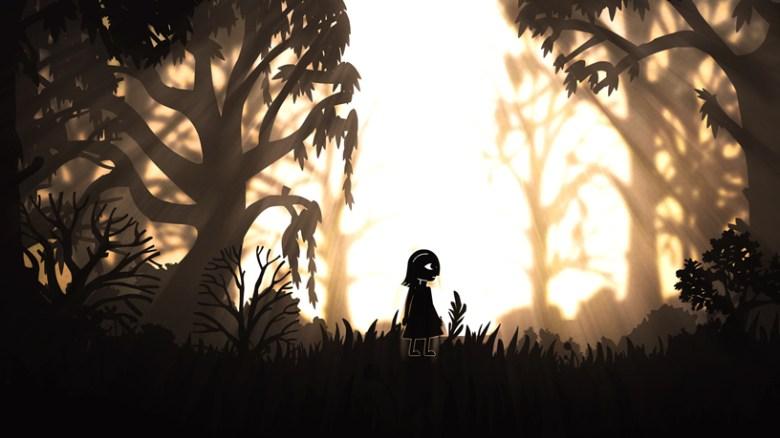 Imagen del juego Projection: First Light en Apple Arcade.