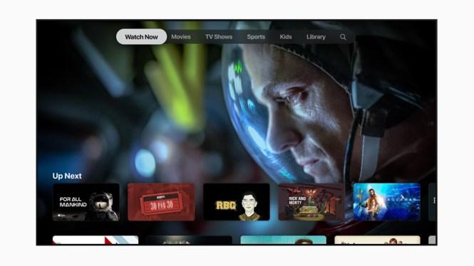 Apple TV+は本日より、Apple TVアプリケーションを通じて、世界100以上の国と地域でお楽しみいただけます。