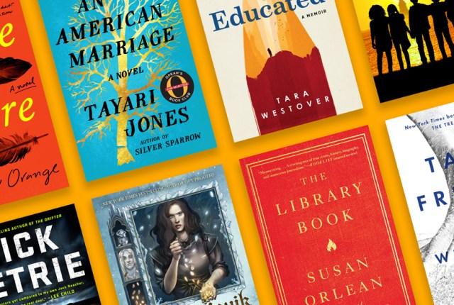 Collage of book covers.