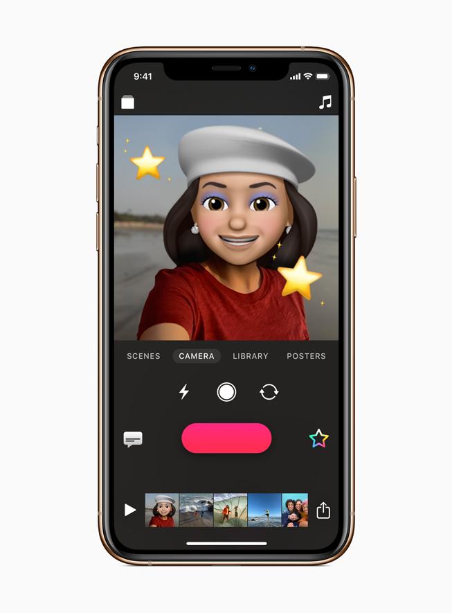 Clipsの最新アップデートは、ミー文字とアニ文字の楽しさをユーザーにお届けします。