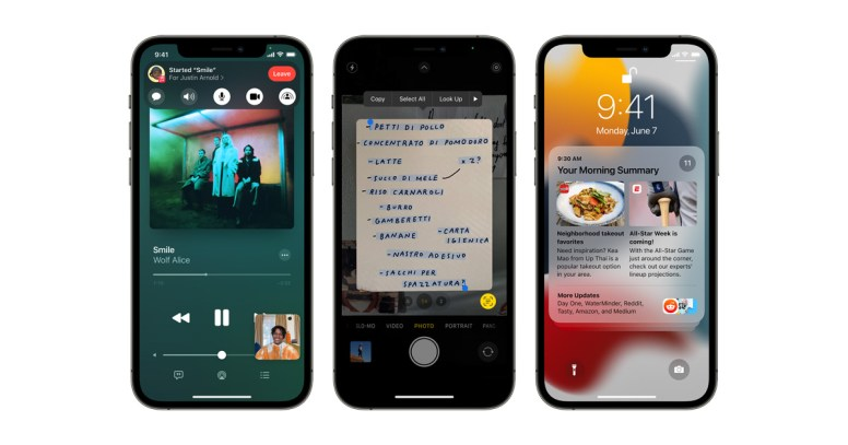 iOS 15 brings powerful new features to stay connected, focus, explore, and  more - Apple (IN)