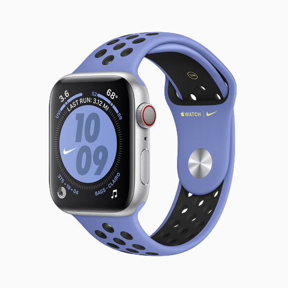 La nueva Nike Sport Band en Apple Watch Nike.