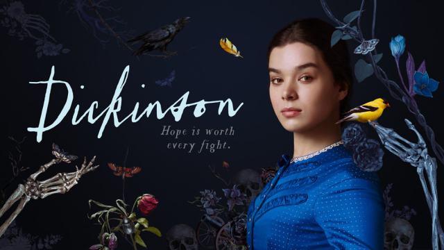"""Dickinson"" key art"