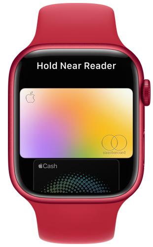 Apple Watch wallet