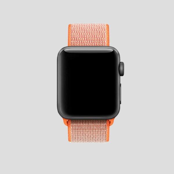 Orangea soft sport armband för Apple Watch
