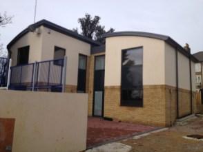 New building