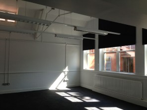 New school interior