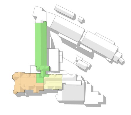 Site plan   Existing