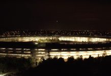 Apple Park Gece