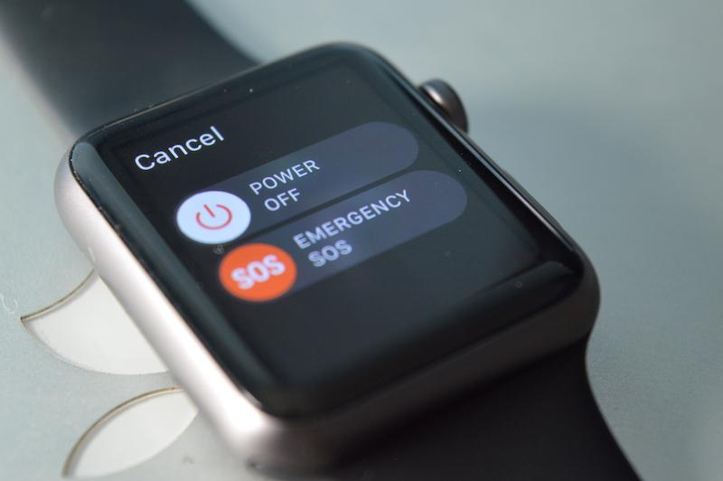 Apple Watch Acil SOS